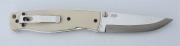 Складной нож EnZo Birk 75/D2 Sc/Alt Ivory