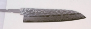 Клинок Santoku Damascus 180мм