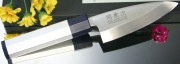 Нож Small Kanetsugu Deba Hybrid Wa-Bocho 120мм