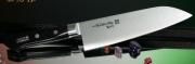 Нож Santoku Fujiwara FKH Series 180mm
