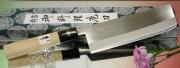 Нож Nakiri Fujiwara FKV Series 165mm