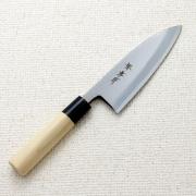 Нож Kasumitogi Deba Sakai Takayuki 150мм