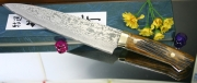 Нож Gyuto Saji VG-10 Damascus Series Type2 210мм