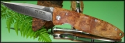 Складной нож Mcusta MC-16