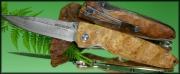 Складной нож Mcusta MC-16D