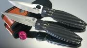 Складной нож Mcusta MC-181D Nobunaga 95мм