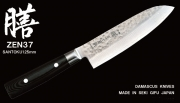Нож Santoku Yaxell Zen Series 125mm