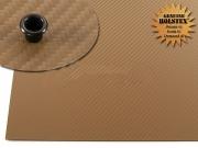 Holstex карбон коричневый 1.52мм, 302х302мм