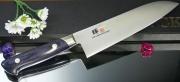 Нож Santoku Kagayaki VG-10 series 175мм