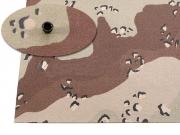 Кайдекс Desert Camo 6-ти цветный 2.0мм, 302х302мм