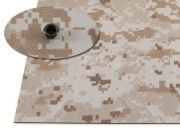 Кайдекс Desert Digital Camo 2.0мм, 302х302мм