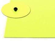 Кайдекс желтый 1.52мм, 302х302мм
