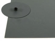 Кайдекс серо-зеленый 2.0мм, 302х302мм