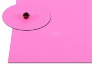 Кайдекс розовый 1.52мм, 302х302мм