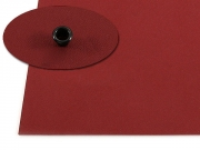 Кайдекс кроваво-красный 1.52мм, 302х302мм