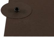 Кайдекс шоколадный 2.0мм, 302х302мм