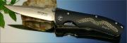 Складной нож Mcusta Black Stingray