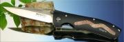 Складной нож Mcusta Maroon Stingray