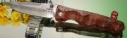 Складной нож Mcusta Quince Burl MC-124D