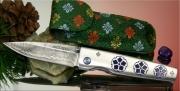 Складной нож Mcusta Kikyo