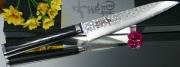 Нож Petty Ryusen Tsuchime Damascus Series 135mm