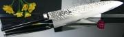 Нож Gyuto Ryusen Tsuchime Damascus Series 180mm