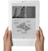 Amazon Kindle DX White (2-е поколение), бесплатный 3G