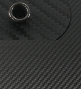 Holstex карбон черный 2.0мм, 302х302мм