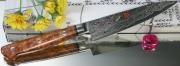 Нож Petty Shiki Damascus Premium Series 150mm