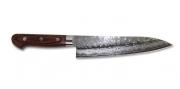 Нож Santoku Sakai Takayuki 33 layer VG10 Damascus 180мм
