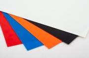 Полоска G-10 оранжевая, 0.5мм
