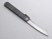 Складной нож Higonokami black 75mm