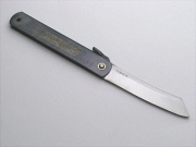 Складной нож Higonokami black 85mm