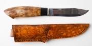 """Нож охотничий """"Пятнистый олень"""" 110мм"""