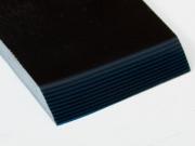 Накладки из G-10 Black/Blue, 4.7мм