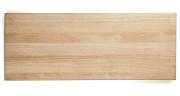 Доска разделочная из каучукового дерева 750х300х40мм