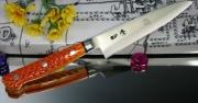Нож Petty Shiki Custom Limited Edition Clad 150mm