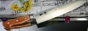 Нож Gyuto Shiki Custom Limited Edition Clad 180mm