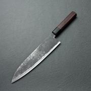 Нож Gyuto Takeda Aogami Super Sasanoha 210мм