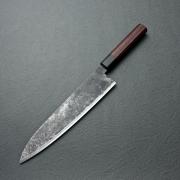 Нож Gyuto Takeda Aogami Super Sasanoha 240мм