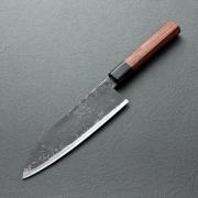 Нож Santoku Takeda Aogami Super 160мм