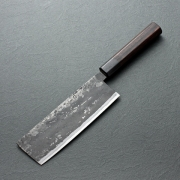 Нож Nakiri Takeda Aogami Super 165мм