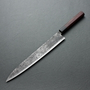 Нож Sujihiki Takeda Aogami Super 270мм