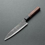 Нож Petty Takeda Aogami Super 140мм