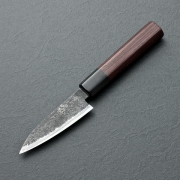 Нож Paring Takeda Aogami Super 90мм
