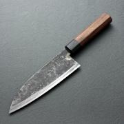 Нож Deba Takeda Aogami Super 180мм