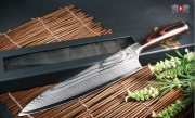 Нож Gyuto Zhen Damascus Series 265мм